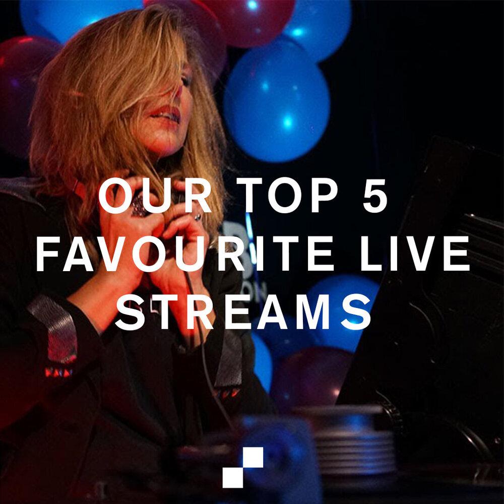Our top 5 live stream future Disco