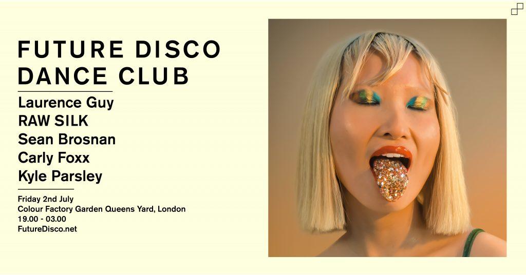 Future Disco Dance Club Event