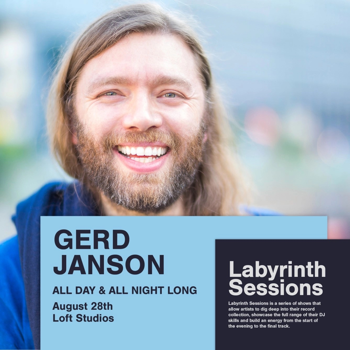 Labyrinth Sessions: Gerd Janson All Day & Night Long
